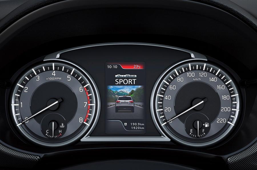 Suzuki Vitara facelift gets new 1.0 litre Boosterjet turbo