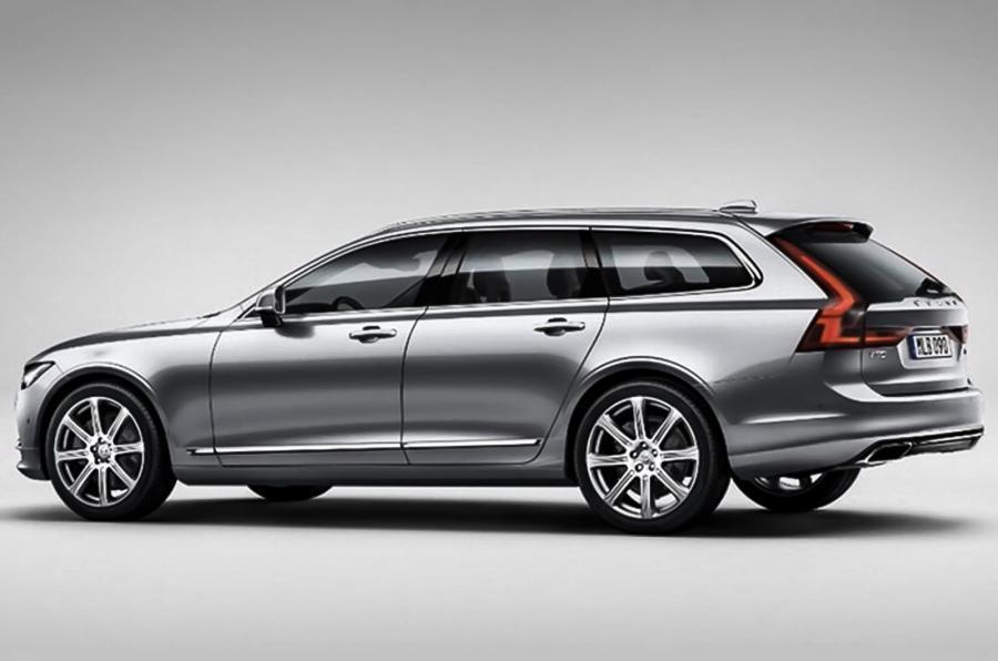 Volvo V90 Geneva