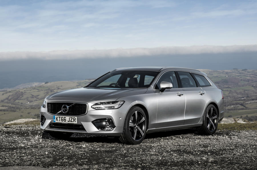 2017 Volvo V90 D4 R Design Review Autocar