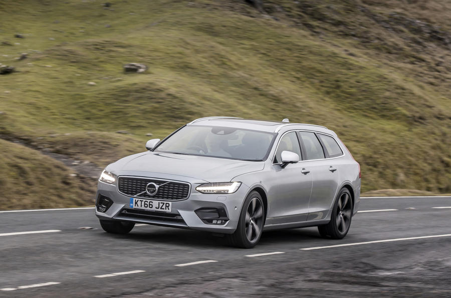 Volvo V90 R-Design