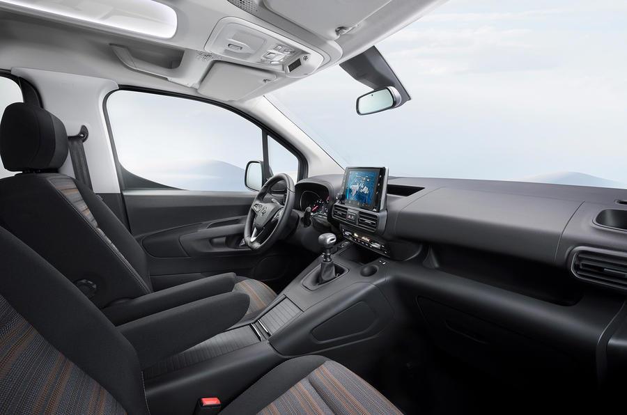 Vauxhall Combo Life revealed as Citroen Berlingo Multispace sibling
