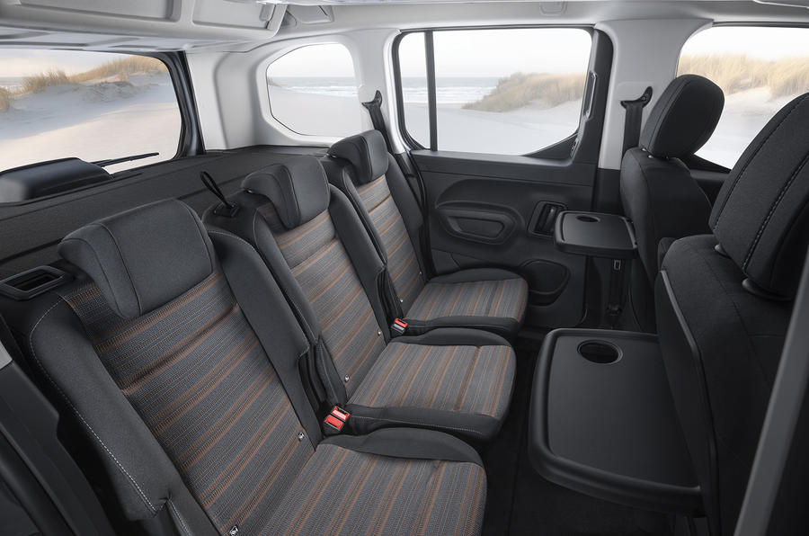 peugeot rifter revealed as citroen berlingo multispace sibling autocar. Black Bedroom Furniture Sets. Home Design Ideas
