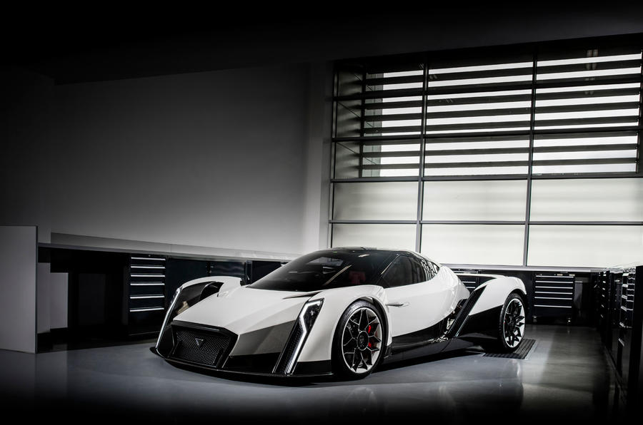 Vanda Electric's Dendrobium Hypercar Is Named After An Orchid