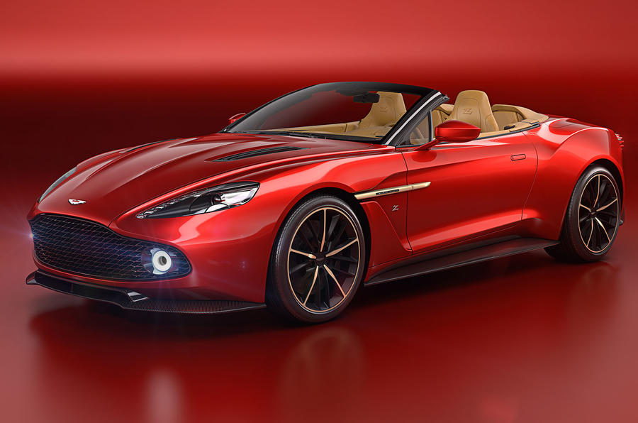 The Aston Martin Vanquish Zagato Volante: This Is It