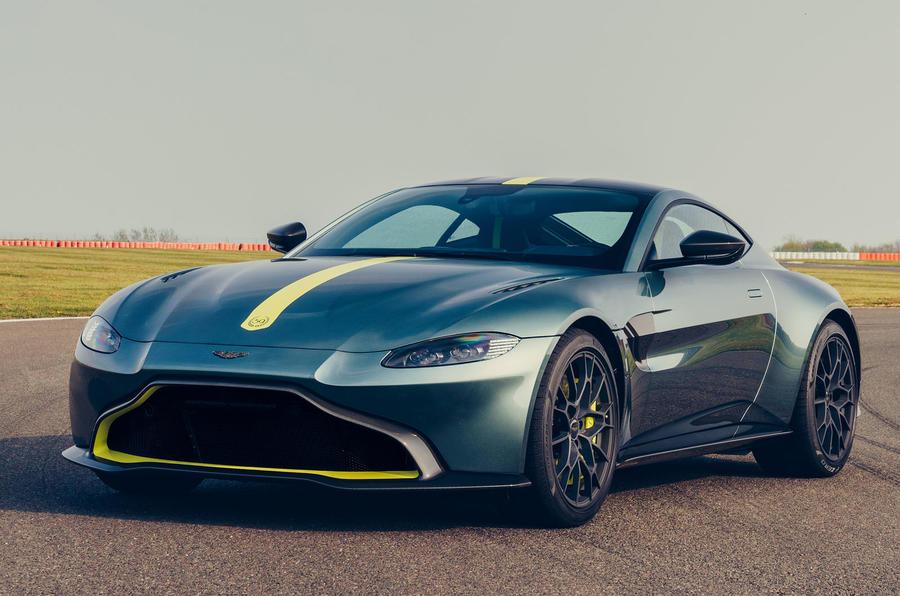 New Aston Martin Vantage Amr Gains Seven