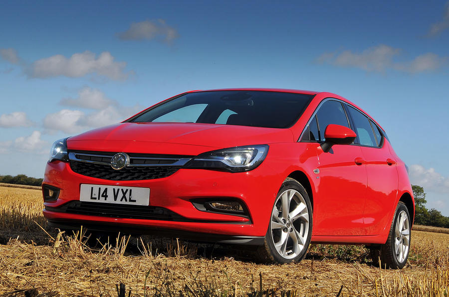 Vauxhall Astra named as European Car of the Year for 2016 | Autocar