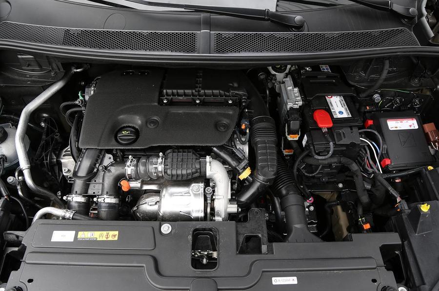 1.6d Vauxhall Grandland X engine