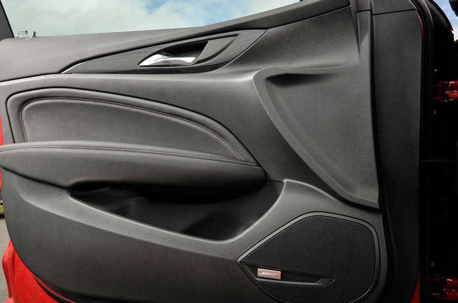 Vauxhall Insignia Sports Tourer door card