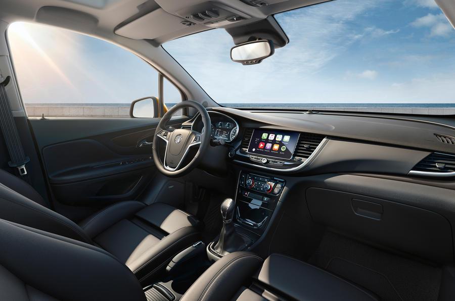 2016 Vauxhall Mokka X