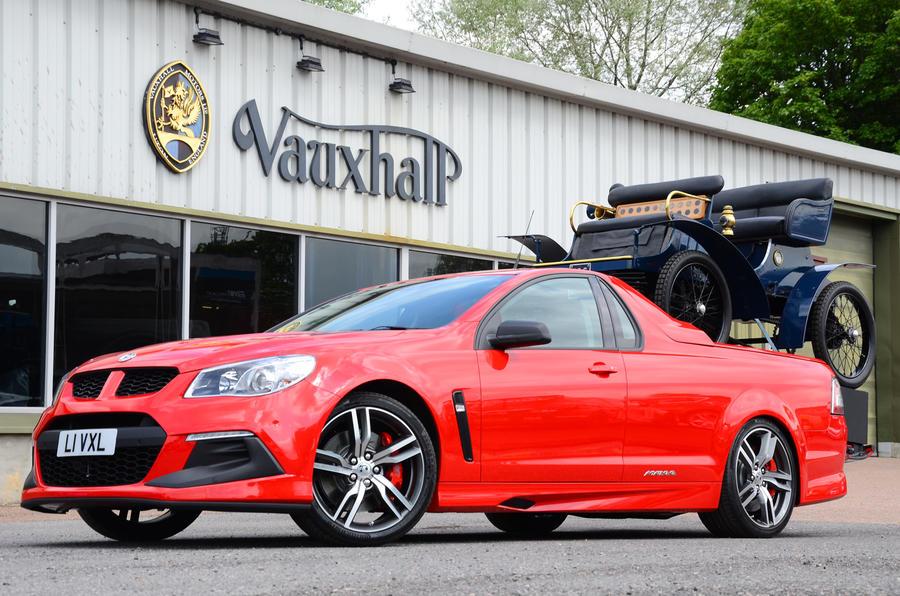 Vauxhall Maloo Lsa Makes Its Debut At Goodwood Autocar