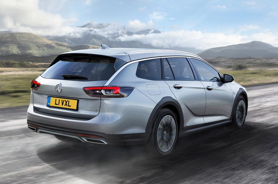 Vauxhall Insignia Country Tourer revealed