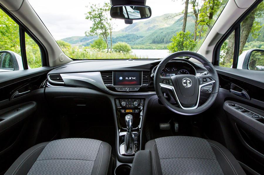 2016 vauxhall mokka x 1 4t 140 design nav review review autocar. Black Bedroom Furniture Sets. Home Design Ideas