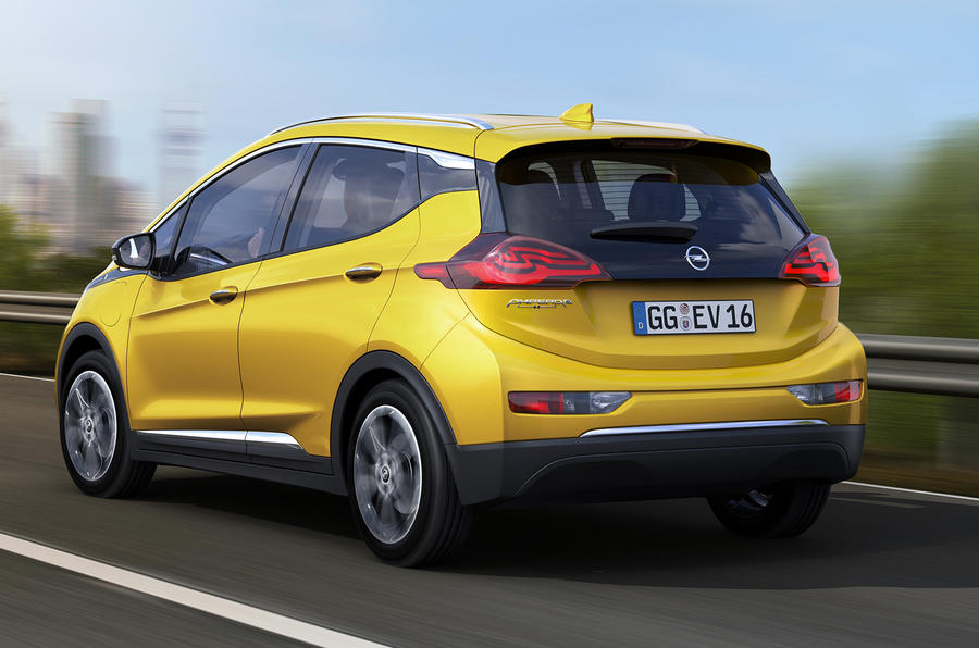 opel ampera e electric car to launch in europe in 2017 autocar. Black Bedroom Furniture Sets. Home Design Ideas