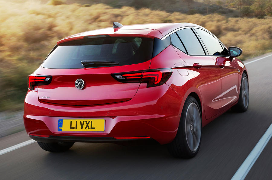 2015 Vauxhall Astra New Pictures Prices Engines And