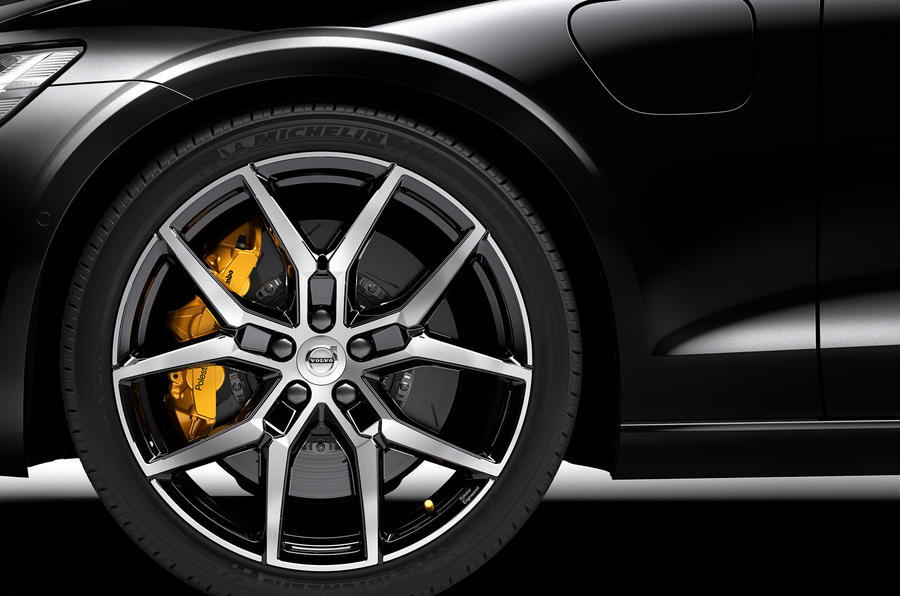 Hot Volvo S60 T8 Twin Engine Polestar Engineered previewed