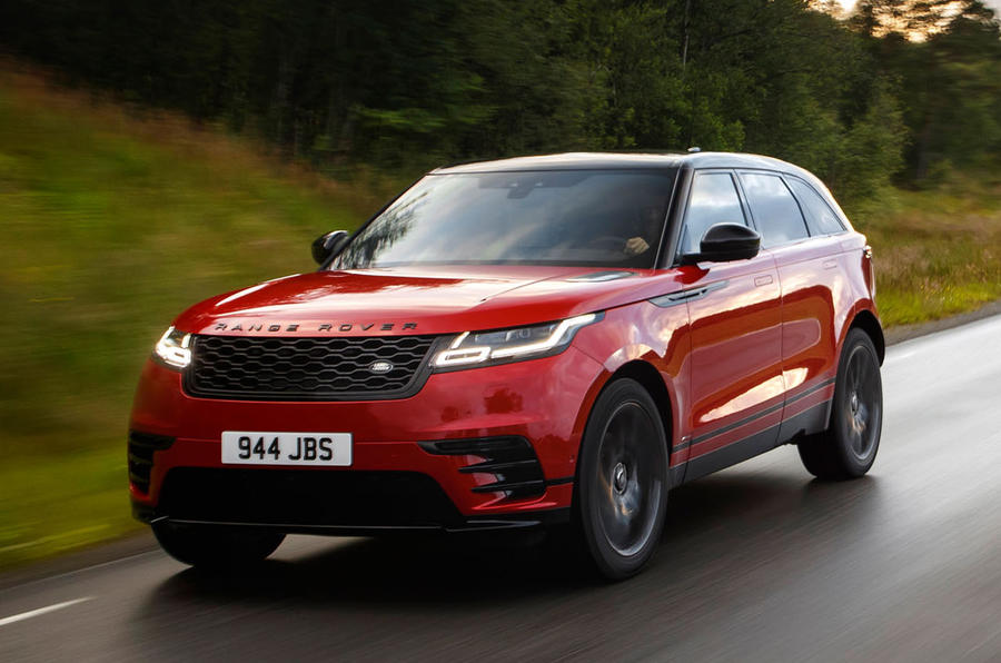 Jaguar Land Rover Opens New Plant in China