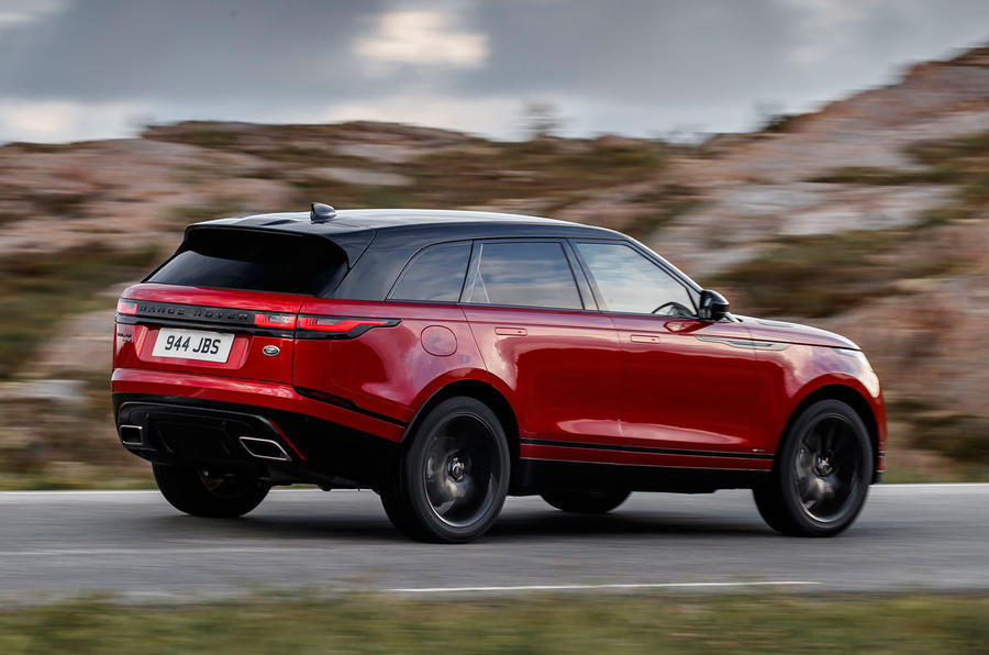 range rover velar 2017 review autocar. Black Bedroom Furniture Sets. Home Design Ideas