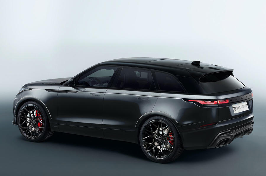 2019 Range Rover Velar SVR: News, Specs, Price >> 2019 Range Rover Velar Svr News Specs Price Upcoming New Car