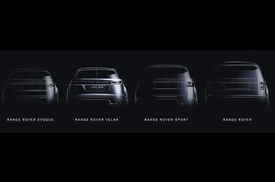 Range Rover family