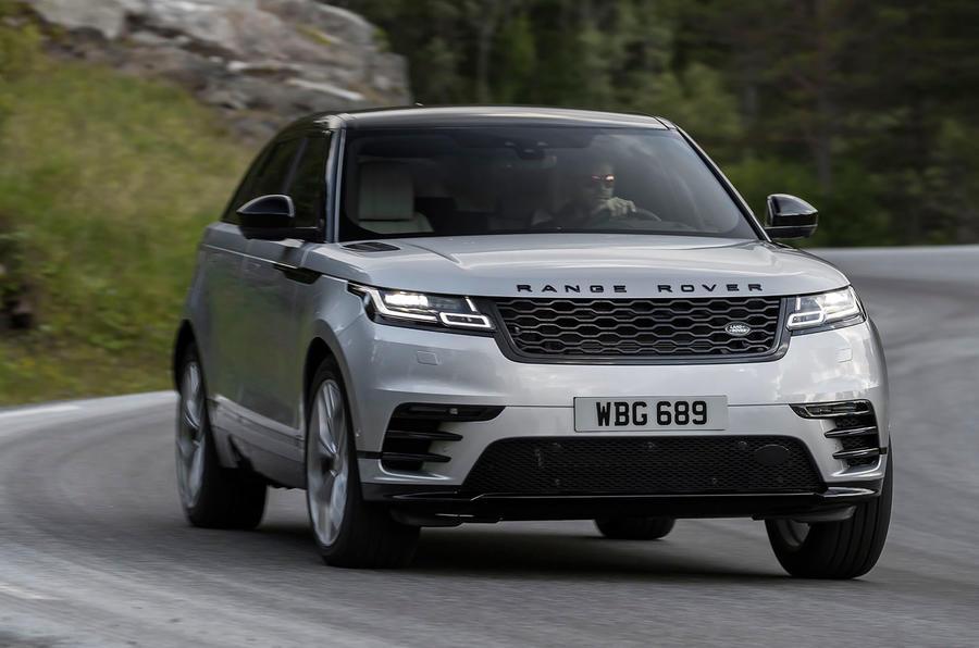 Innovative Range Rover Velar UK 2017 Review  Autocar