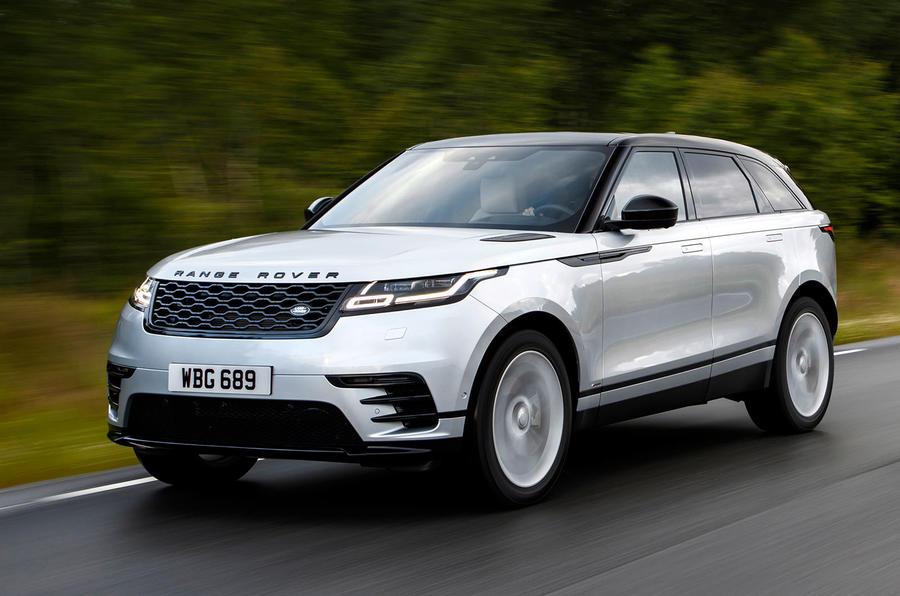 range rover velar uk 2017 review autocar. Black Bedroom Furniture Sets. Home Design Ideas