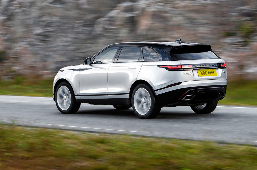 Land Rover Range Rover Velar First Edition >> Range Rover Velar UK 2017 review | Autocar