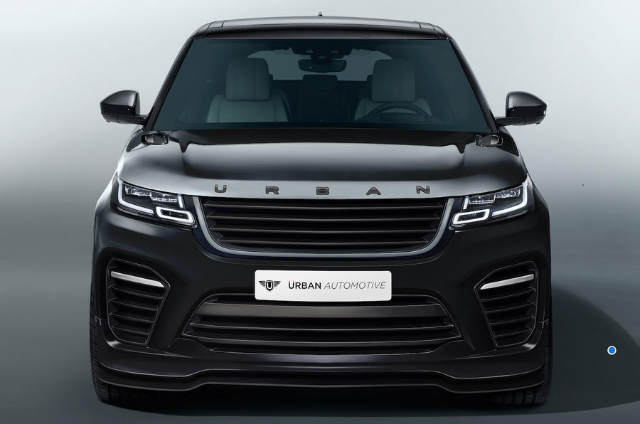 First Range Rover Velar Aftermarket Kit On Sale Now Autocar