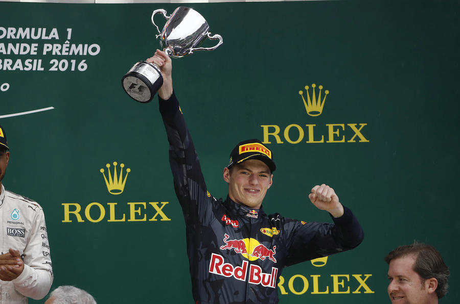 Opinion: Max Verstappen's performance in Brazil was legendary