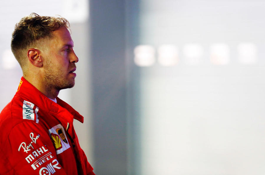Sebastian Vettel will leave Ferrari at the end of the 2020 season