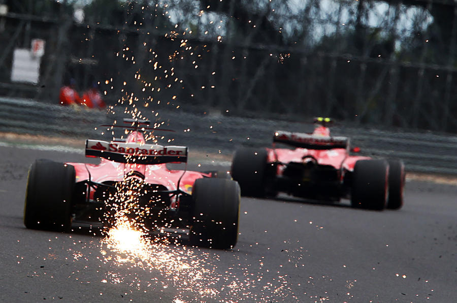 Time for F1 to decide whether it is sport or science