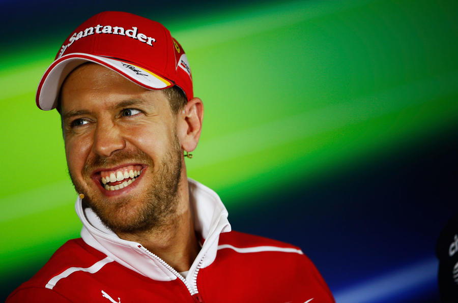 Sebastian Vettel: why winning is all in the mind