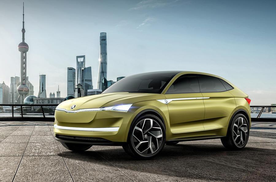 Skoda: EVs won't have sub-brand or be 'vanilla' like Tesla Model 3