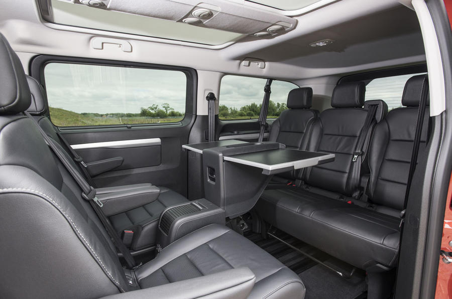 Vauxhall Vivaro Life 2019 review | Autocar