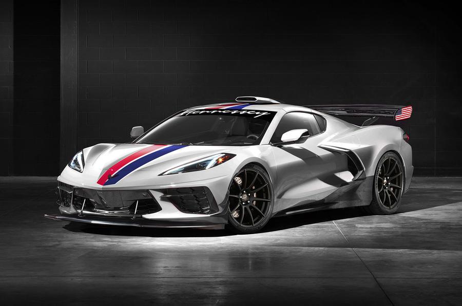 Hennessey to tune new C8 Corvette to 1200bhp next year ...
