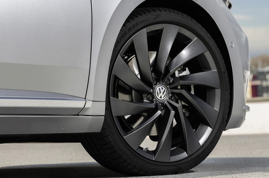Volkswagen Arteon alloy wheels
