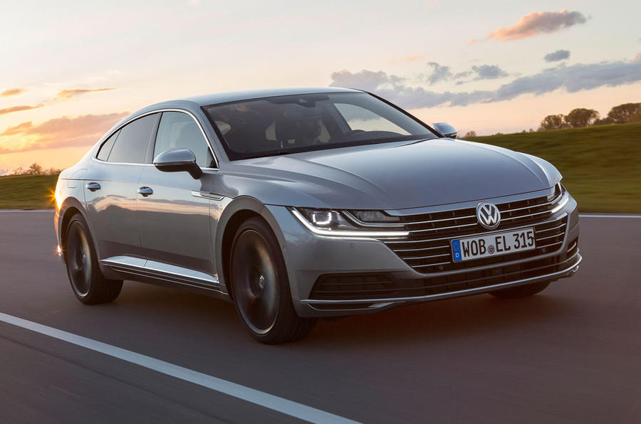 volkswagen arteon 2 0 tdi 240 4motion elegance 2017 review autocar. Black Bedroom Furniture Sets. Home Design Ideas