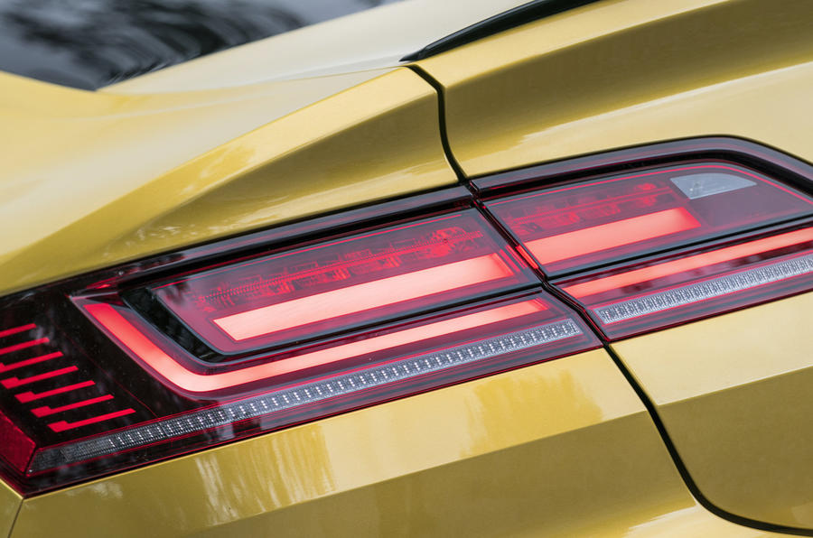 Volkswagen Arteon rear LED lights