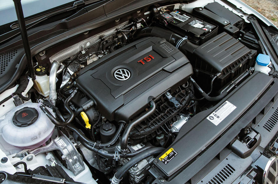 2.0 TSI Volkswagen Golf GTI engine
