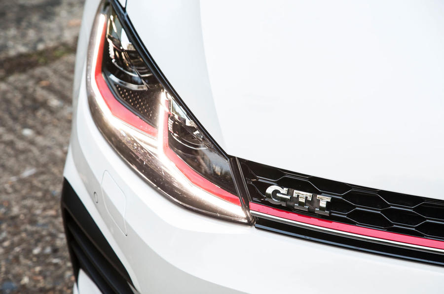 Volkswagen Golf GTI LED headlights