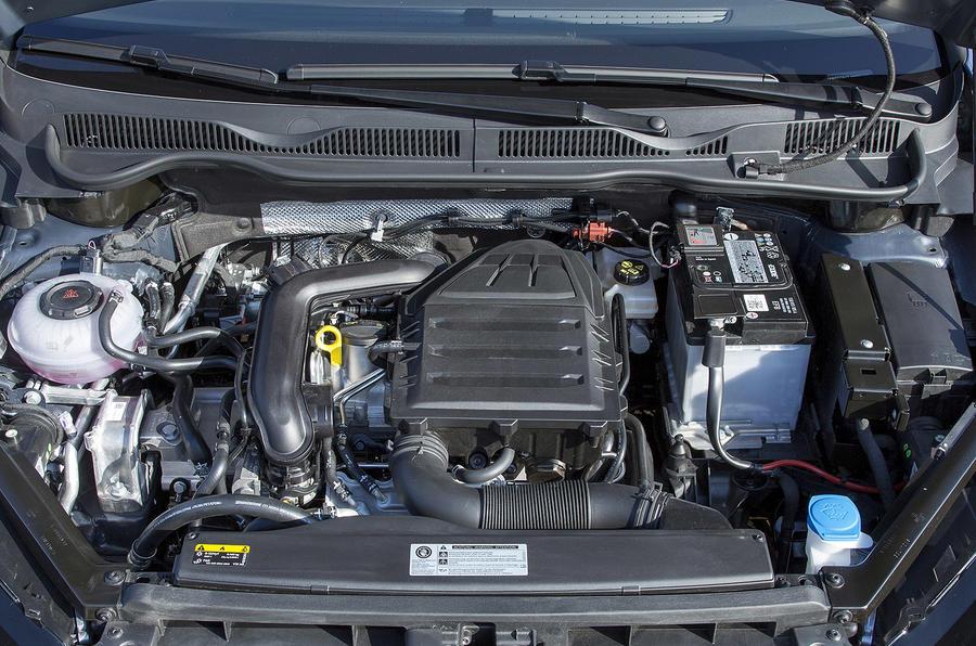 1.5 TSI EVO Volkswagen Golf SV engine
