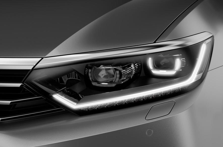 Volkswagen Passat gets tech upgrade for 2018