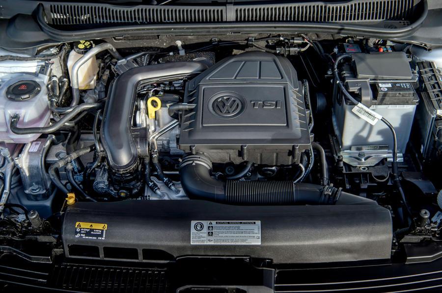 1.0-litre TSI Volkswagen Polo petrol engine