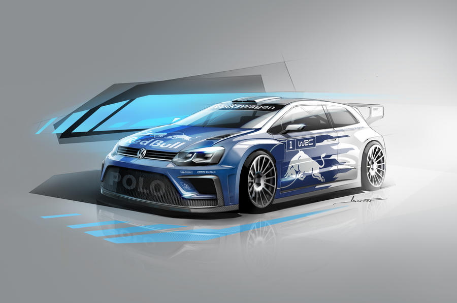 volkswagen polo gti name for 2017 world rally championship