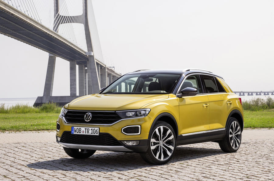 3.5 star Volkswagen T-Roc TDI