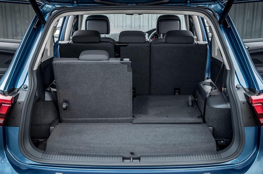 Volkswagen Tiguan Allspace 2.0 TDI 190 2018 UK review ...