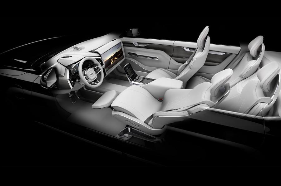 Volvo ahead of curve for autonomous car cabin design