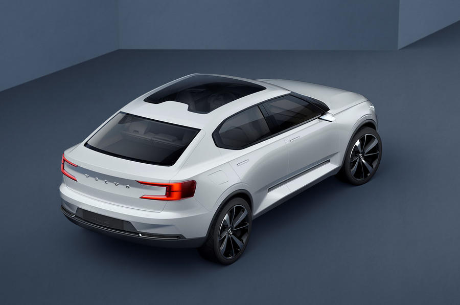 Volvo V40 concept