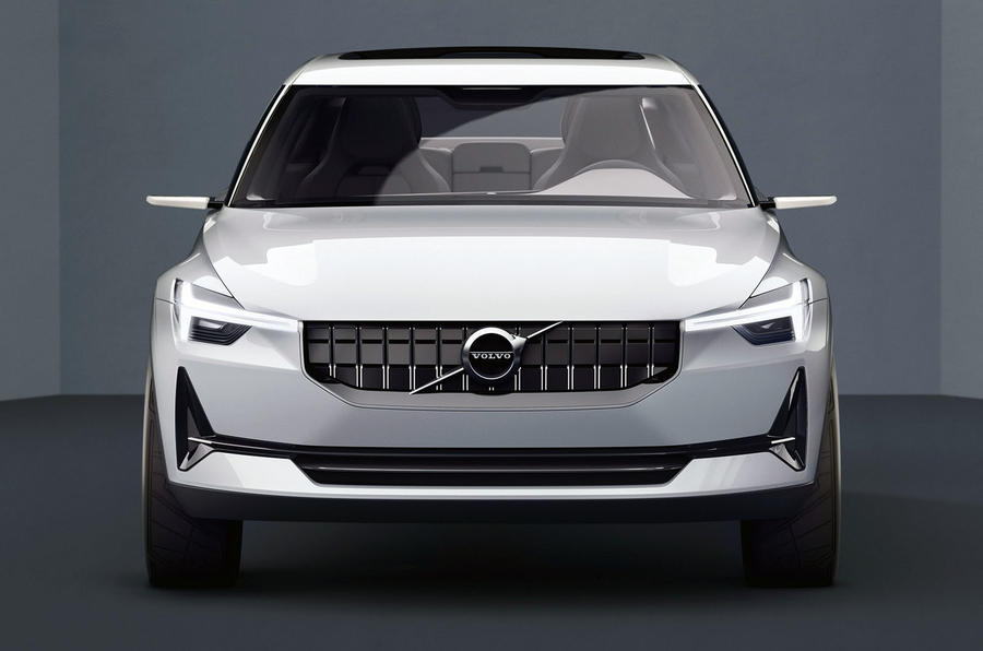 First electric Volvo