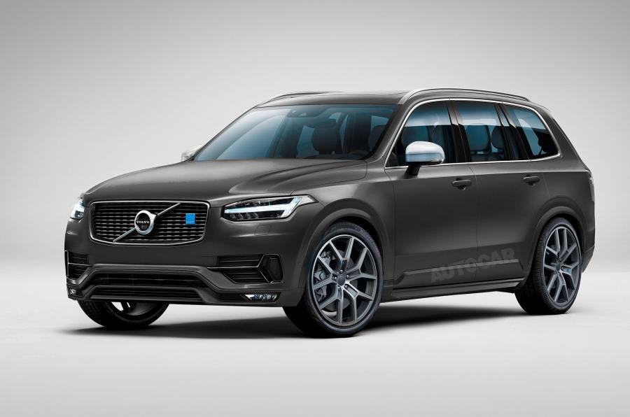 New Volvo Xc90 >> Volvo sub-brand Polestar to make high-performance electric ...