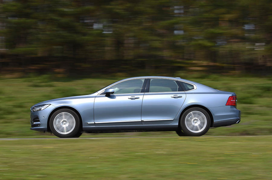 £35,555 Volvo S90 D4 Inscription